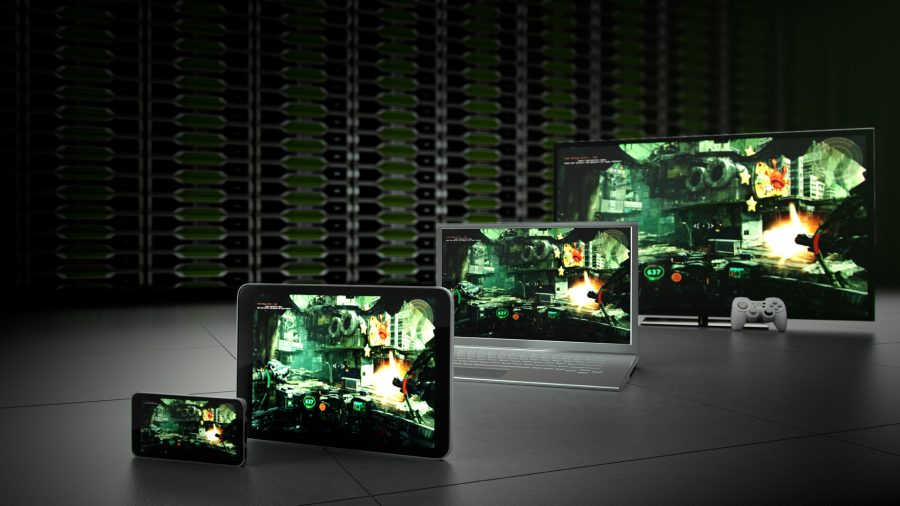 Nvidia's GeForce Now cloud platform can work on pretty much anything, from PCs to laptops to smartphones