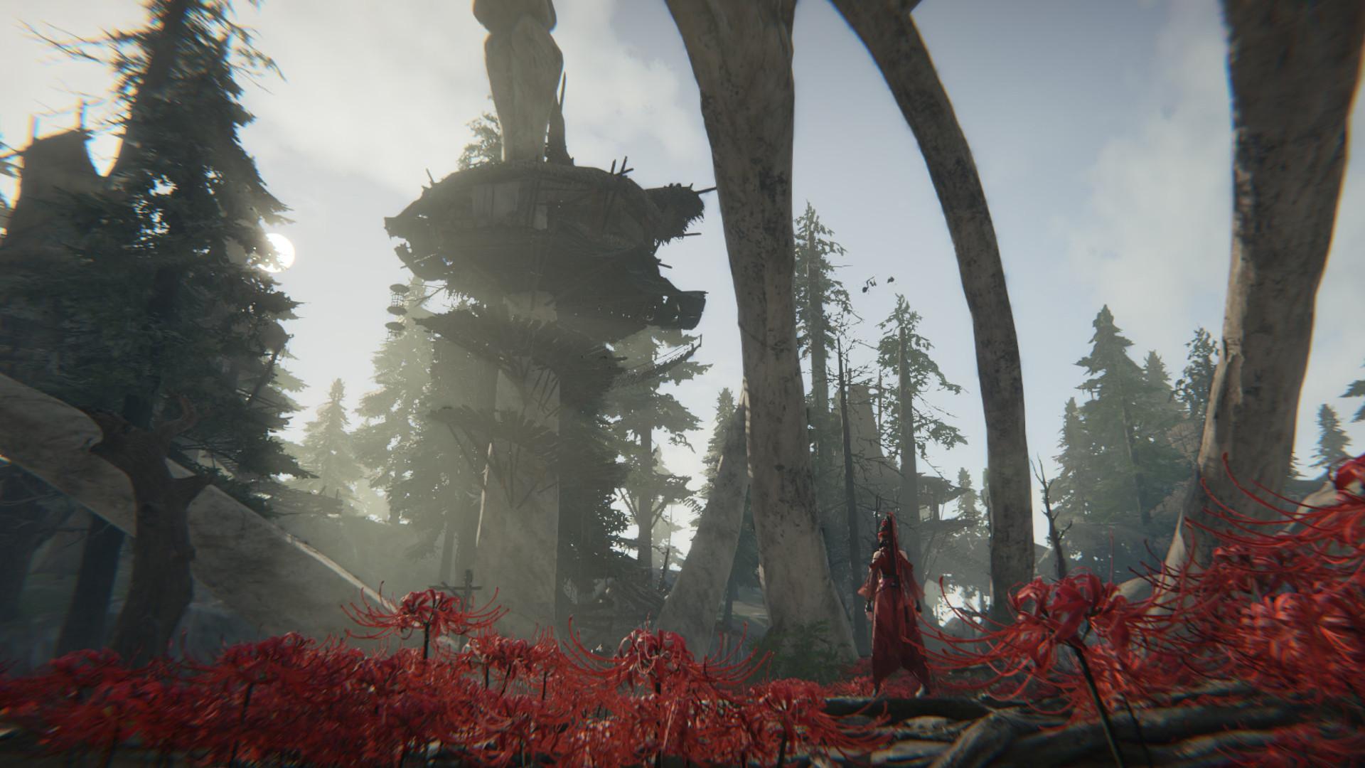 Parkour battle royale Naraka: Bladepoint starts open beta, gets nearly 100k concurrent players