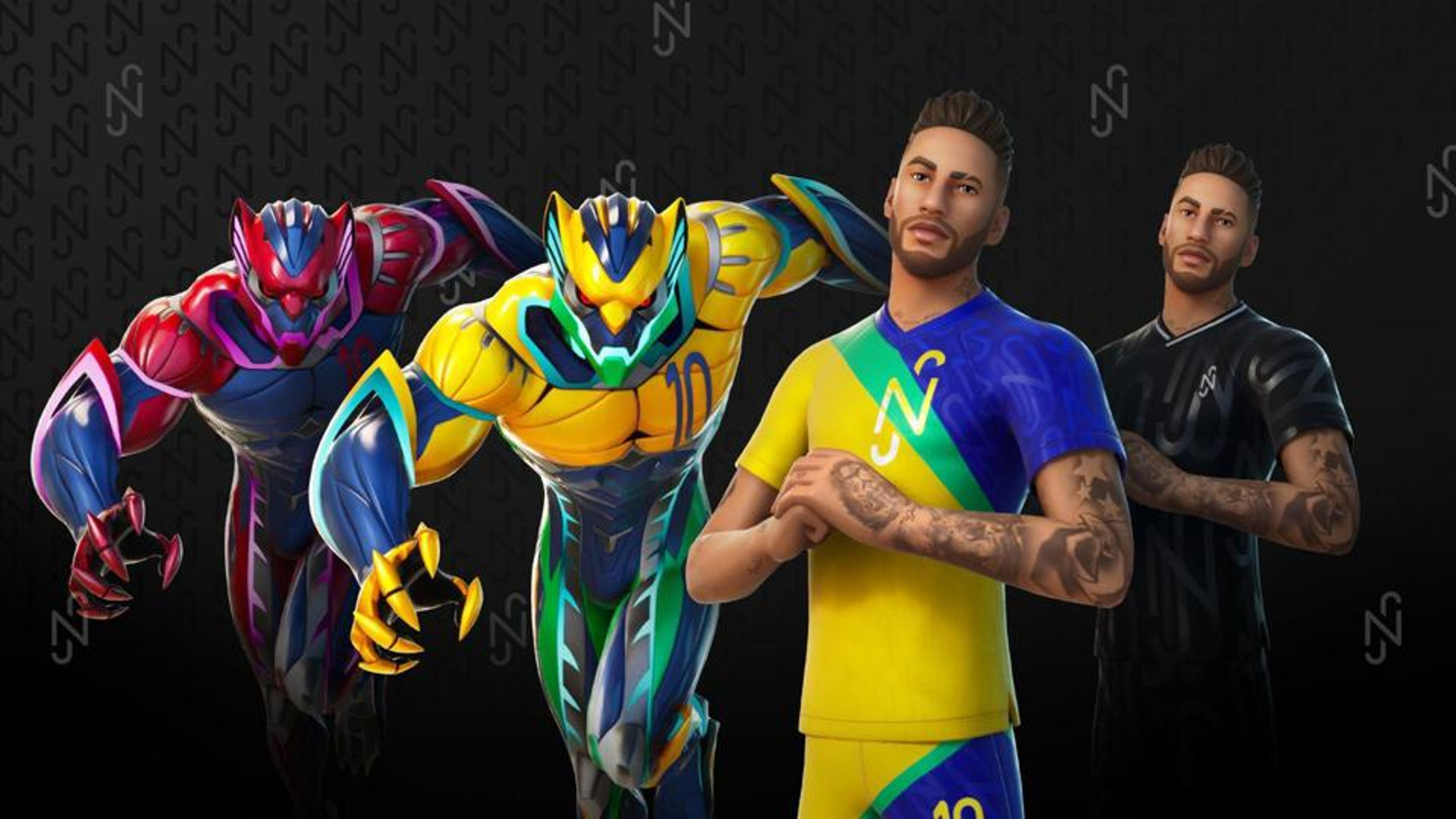 Neymar Jr comes to Fortnite in just two days