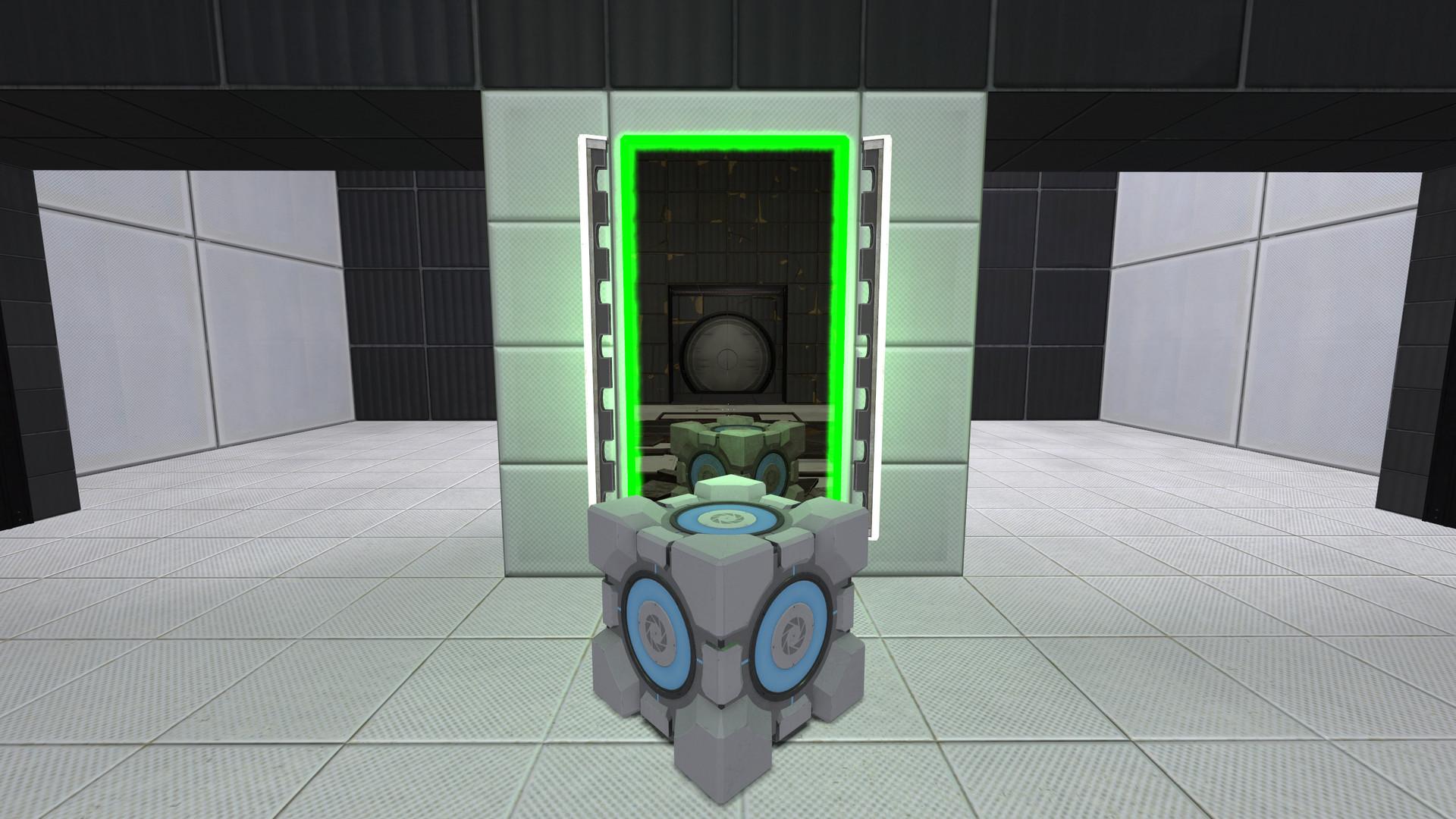 This Portal 2 mod is basically Portal 3