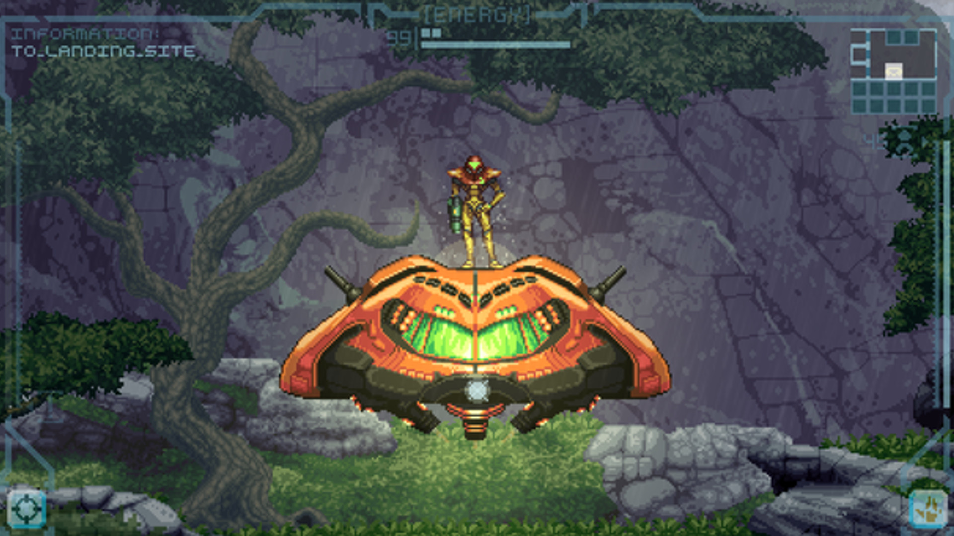 Metroid Prime is being remade as a 2D metroidvania