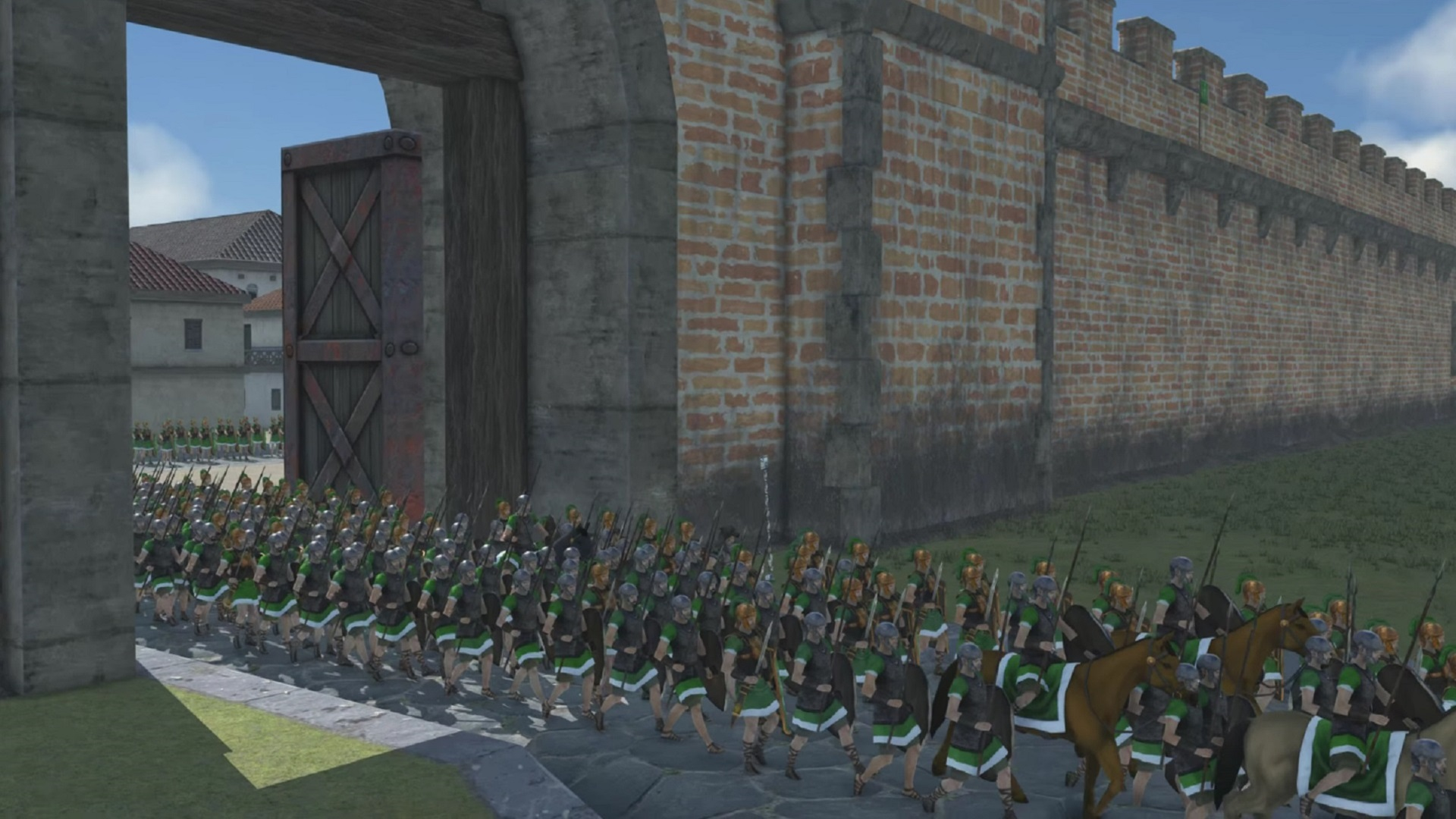 Rome: Total War fans are getting nostalgic over the remaster's tactical jank