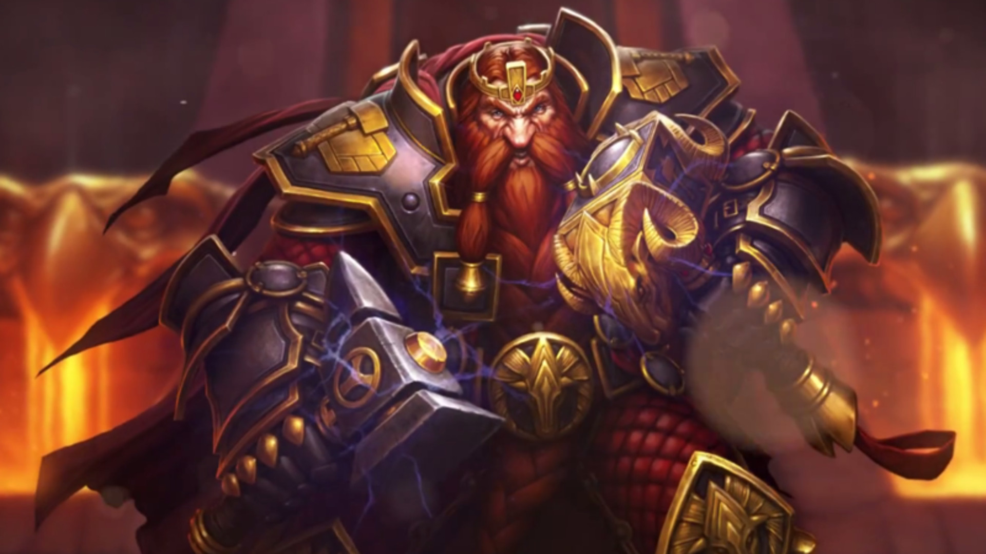 Play World of Warcraft in DnD using this custom system