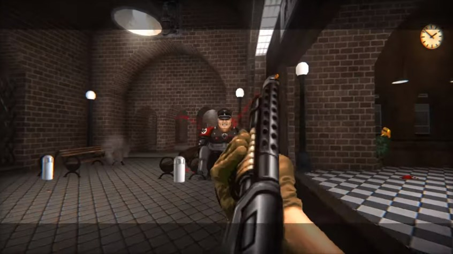 Wolfenstein 3D fan-sequel coming end of April