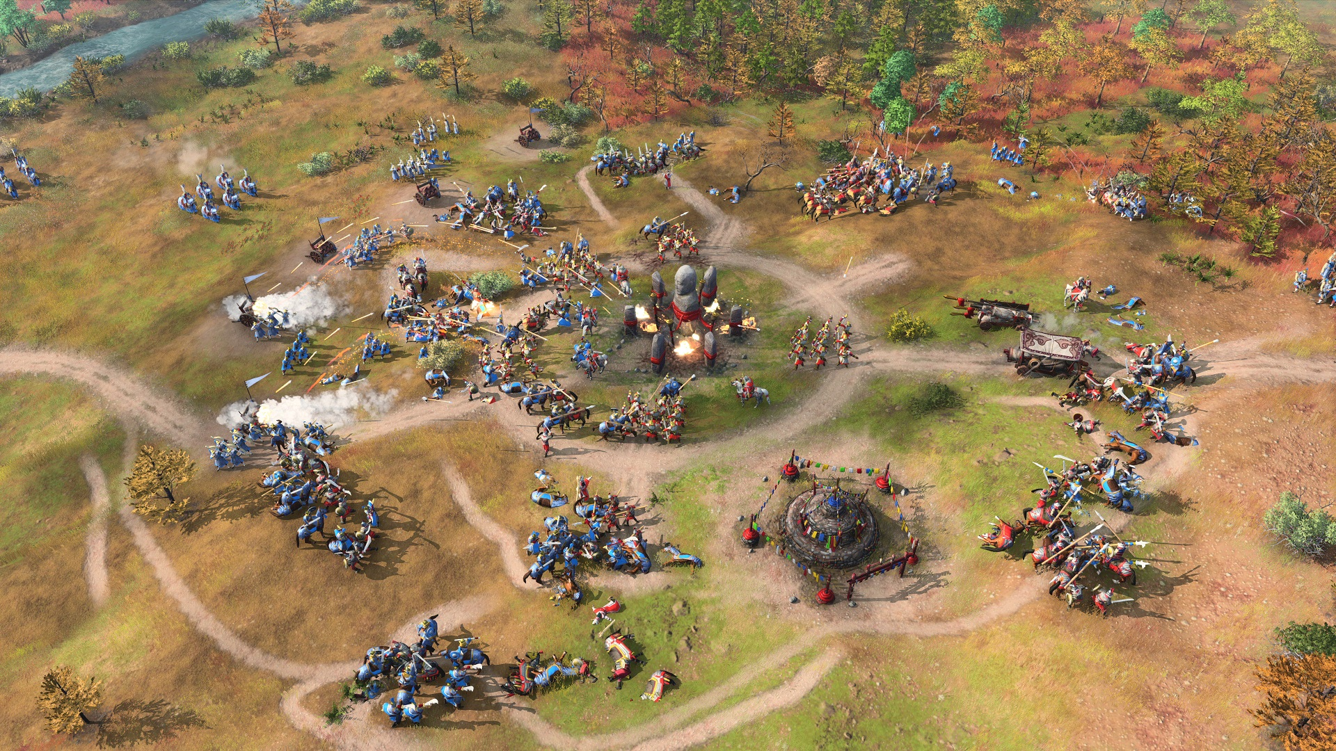 Age of Empires 4 – everything we learned from the recent RTS fan preview
