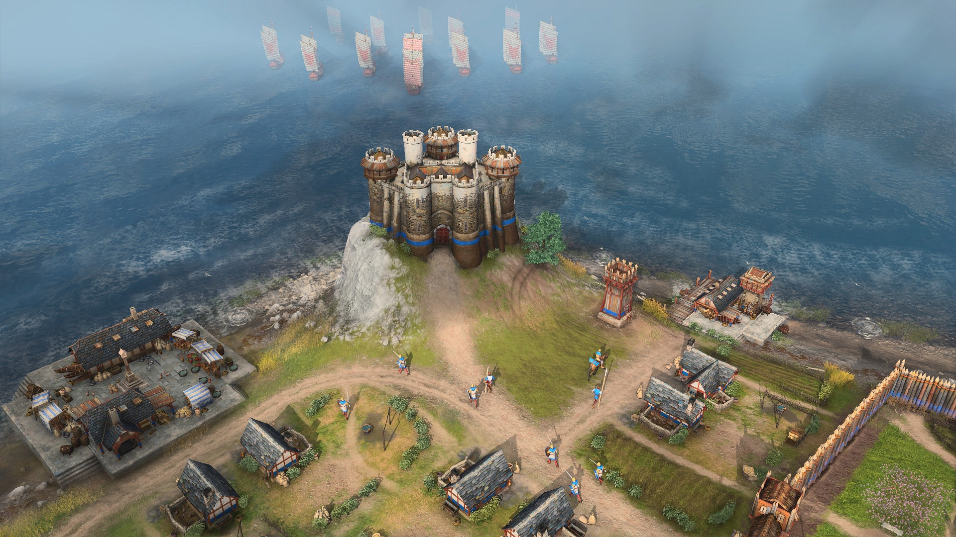 Age of Empires 4: release date, civilisations, and everything else we know