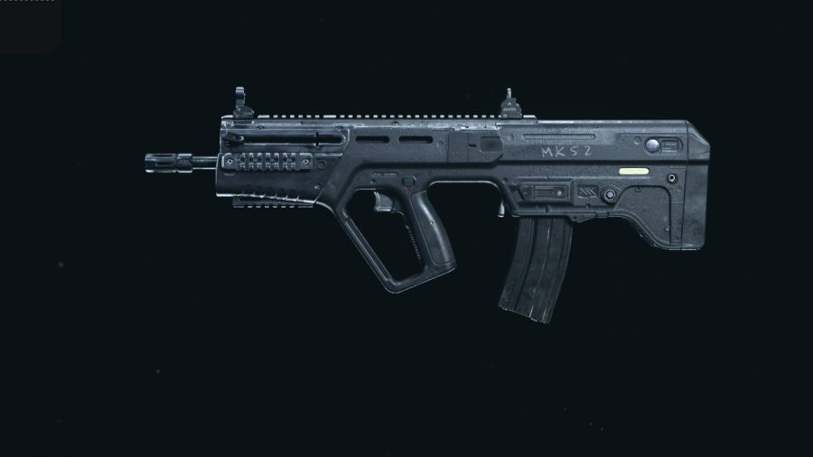 The RAM-7 in Call of Duty Warzone's preview menu