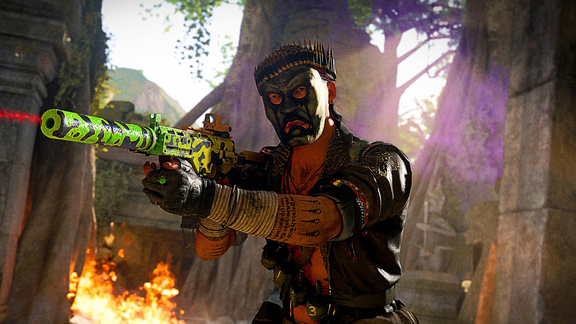 Call of Duty: Warzone's new Sykov pistol is the real beans