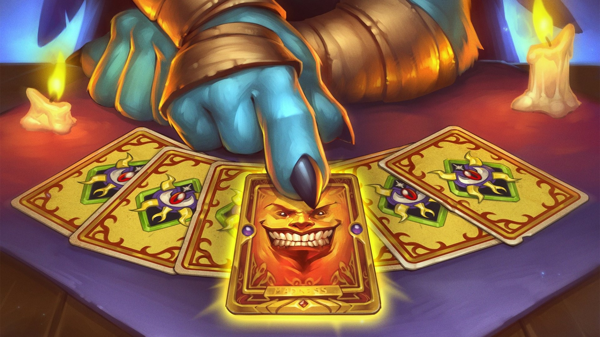 Hearthstone's latest balance patch brings merciful nerfs April 13