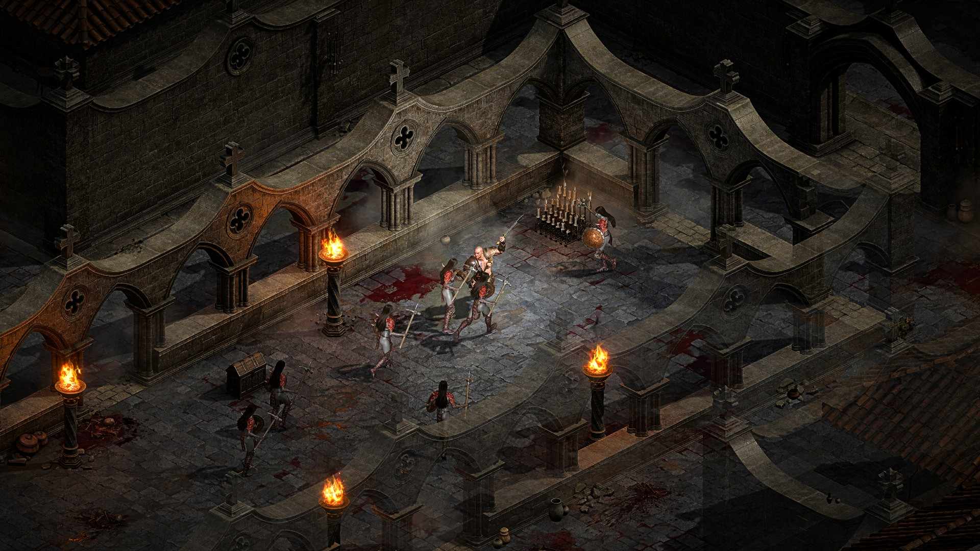 diablo 2 resurrected players figured out how to use other