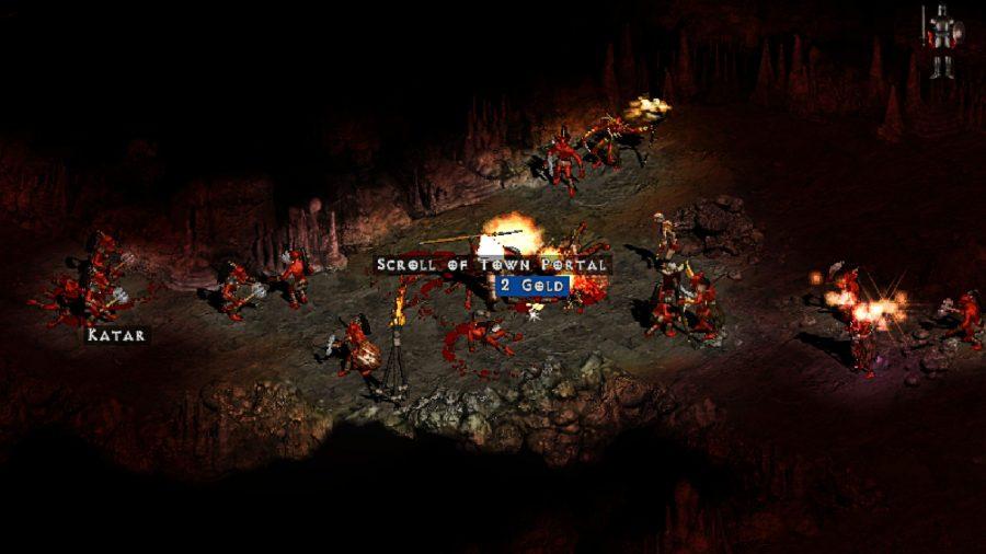 Presentatie van de nieuw leven ingeblazen Diablo II-erfenis