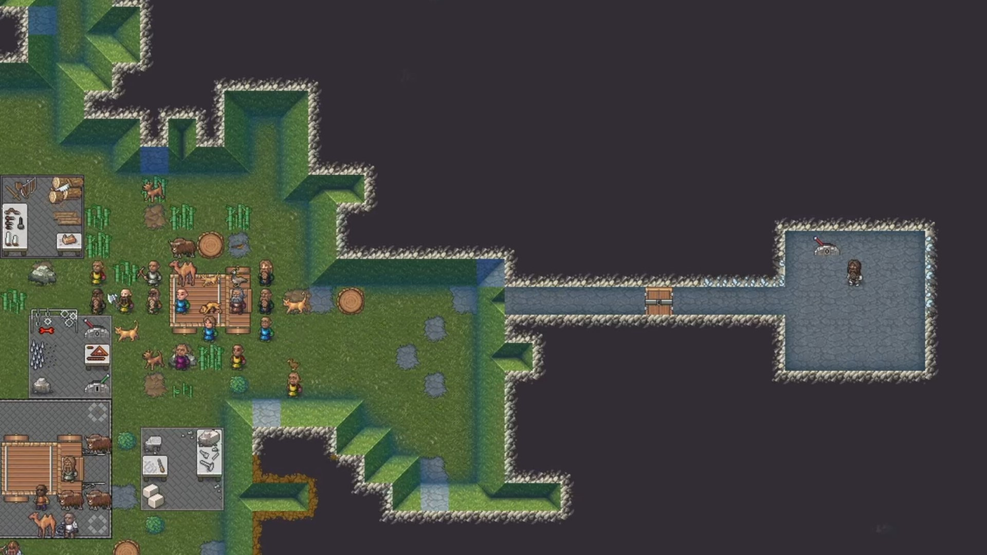 Dwarf Fortress' old lever system is getting a major overhaul
