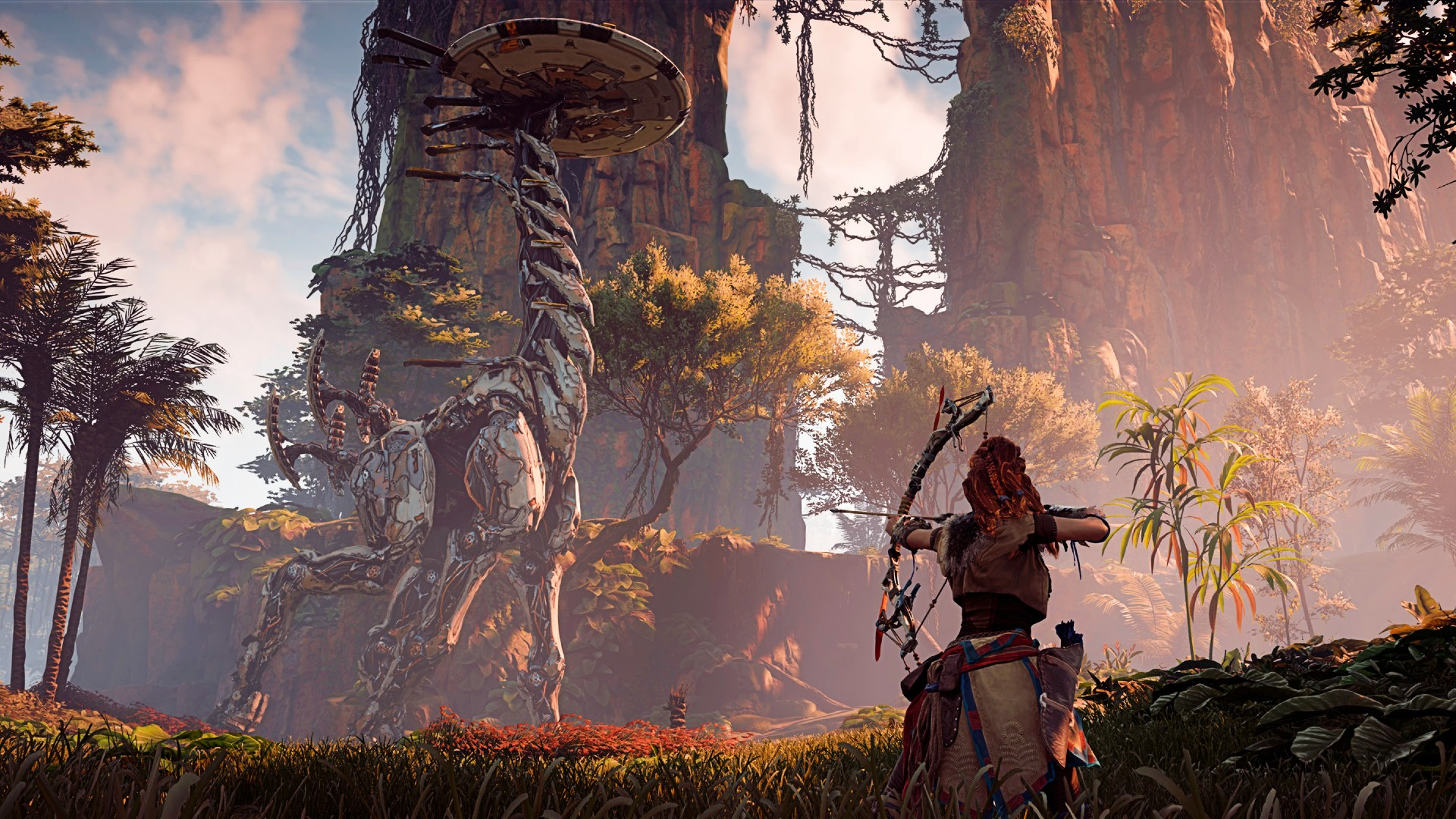 Looks like Fortnite is getting a Horizon Zero Dawn skin and limited-time mode