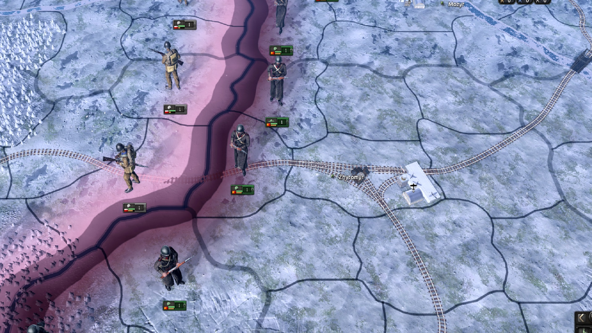 Hearts of Iron 4's upcoming 1.11 patch and new DLC will focus on the Eastern Front