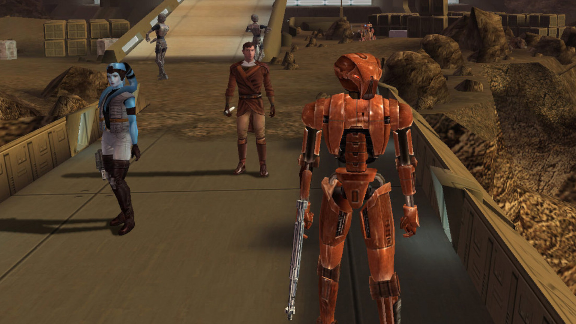 The best Star Wars game is reportedly getting a remake