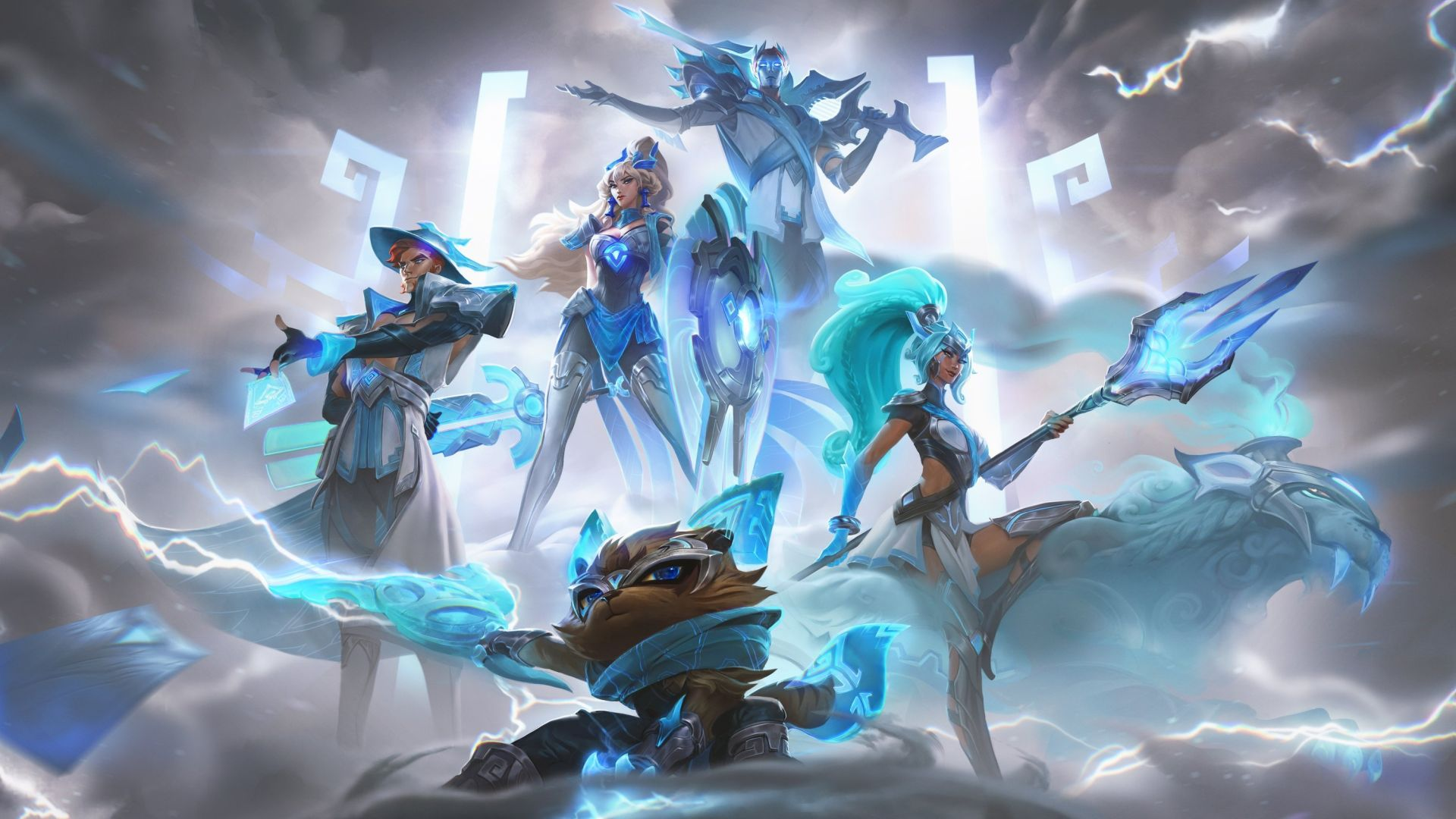 League of Legends patch 11.9 notes – DWG, Conqueror skins, Kog'Maw VFX update