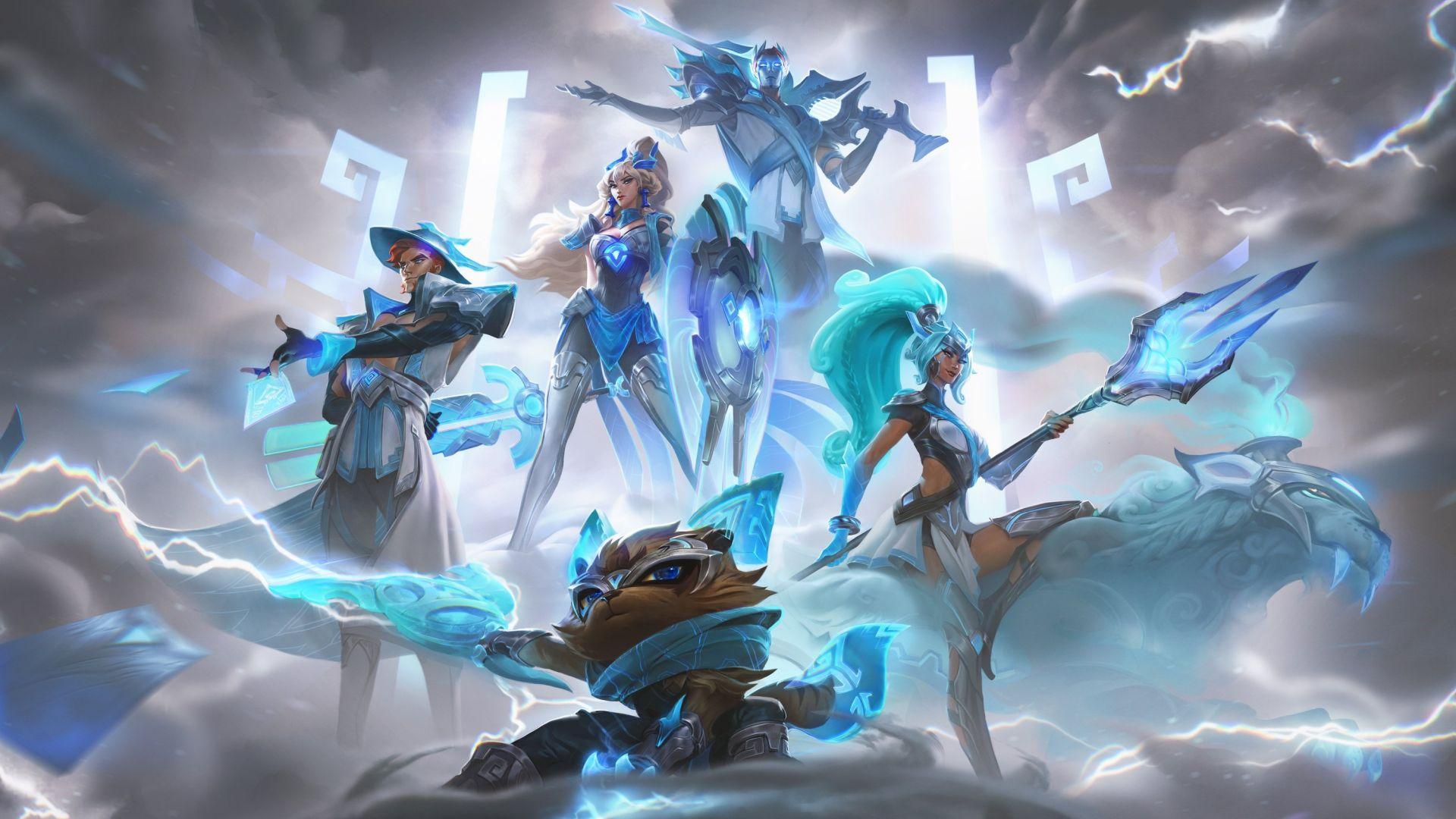 League of Legends patch 11.9 notes – DWG, Conqueror skins, Hecarim nerfs
