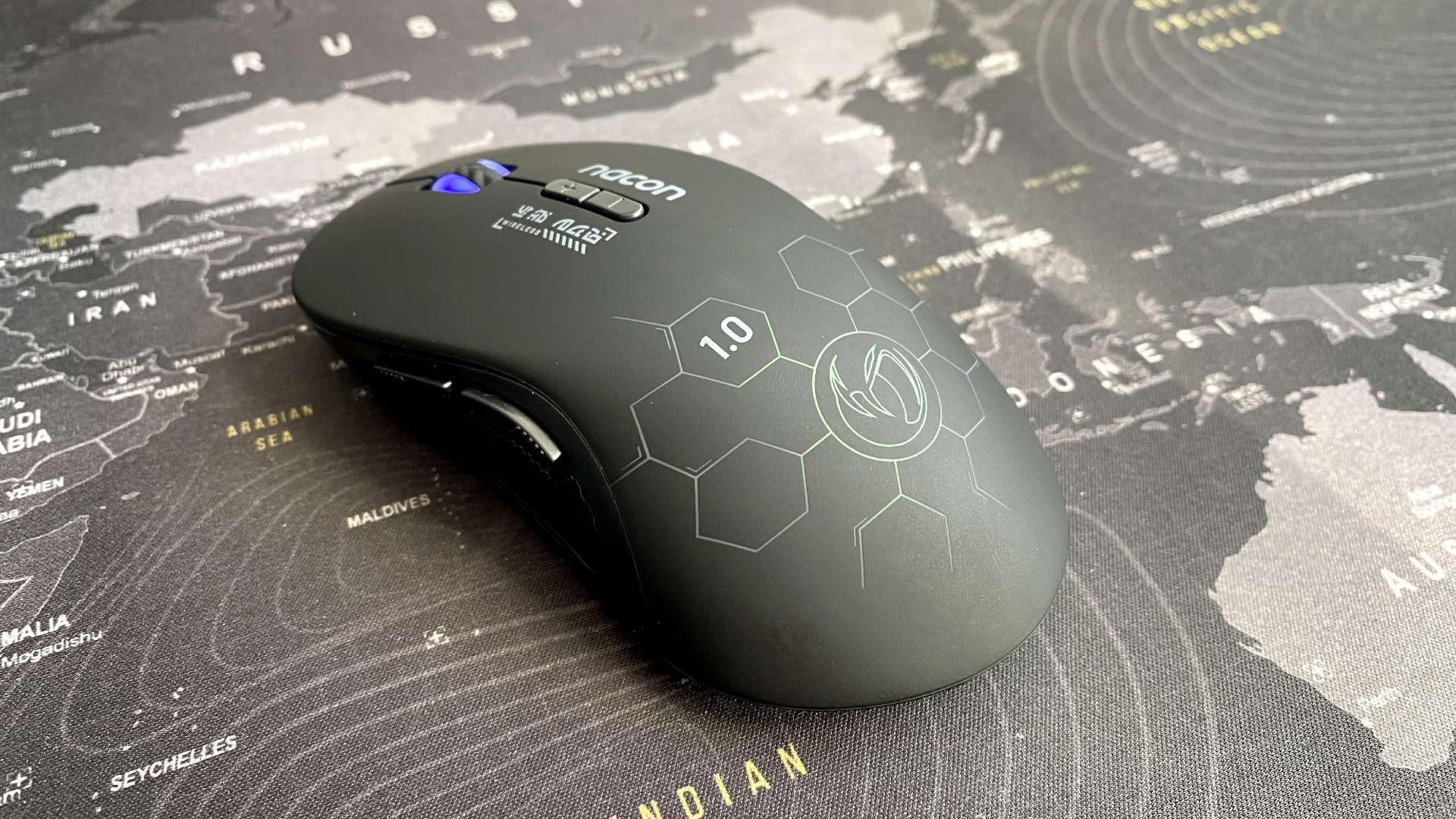 Nacon GM-180 wireless mouse review – a budget cordless option