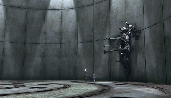 Long dead robot in Nier Replicant