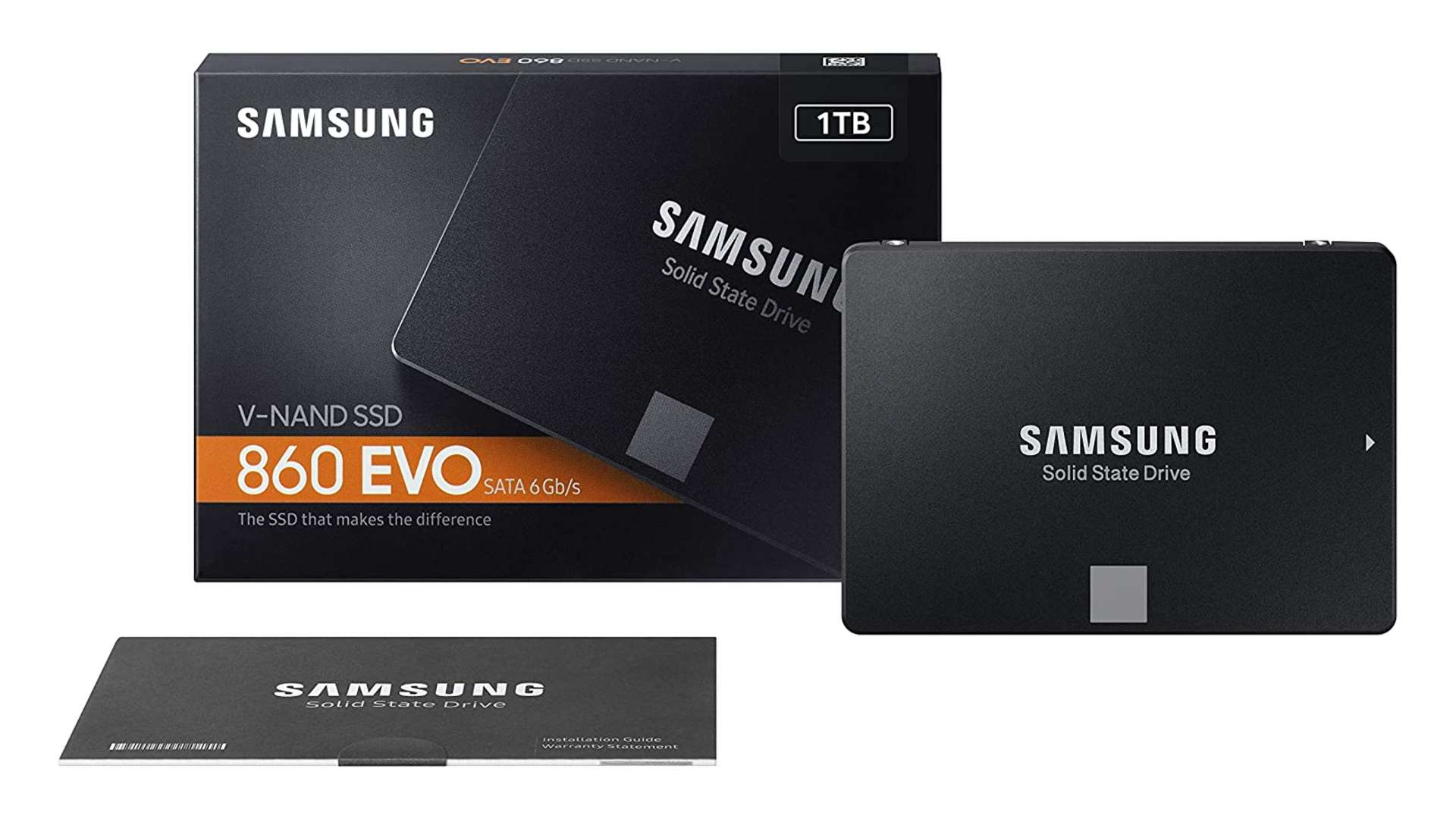 Samsung's high-capacity 860 Evo SSD is up to 45% cheaper