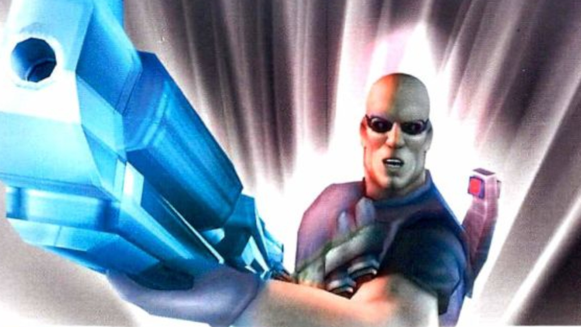 TimeSplitters 2 remastered is out now on PC (inside Homefront: The Revolution)