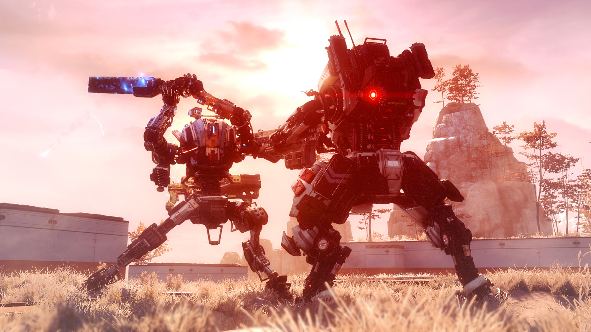 Titanfall 2 suddenly got massively popular on Steam, so now it's free for the weekend