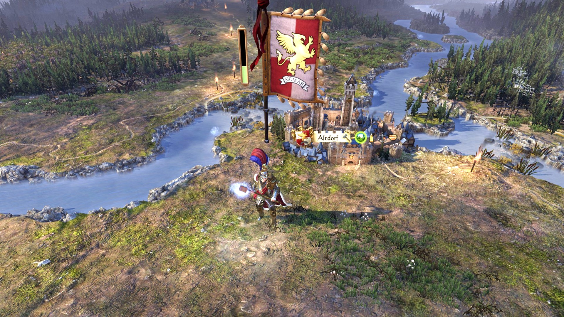 This Total War: Warhammer 2 mod helps Karl Franz keep up with the new lords