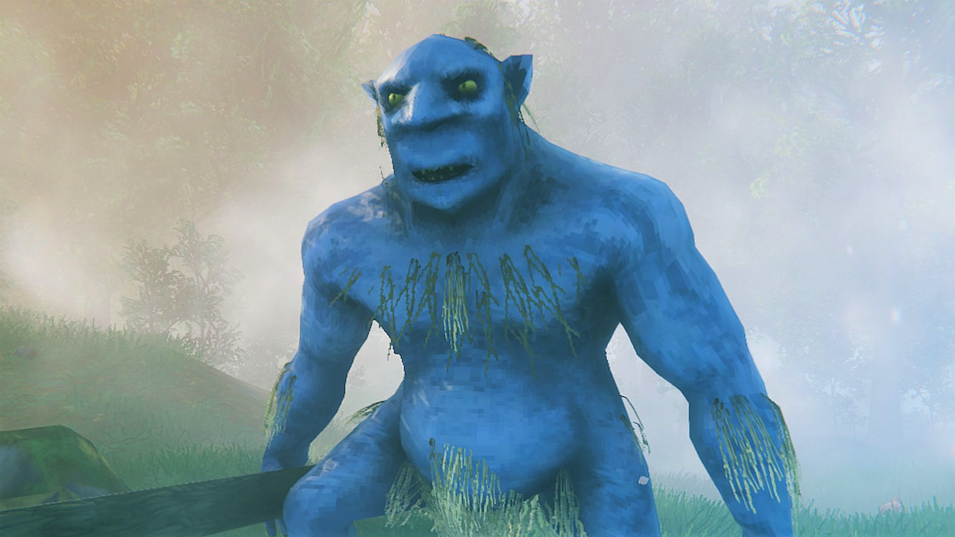Valheim is getting more swol trolls next patch
