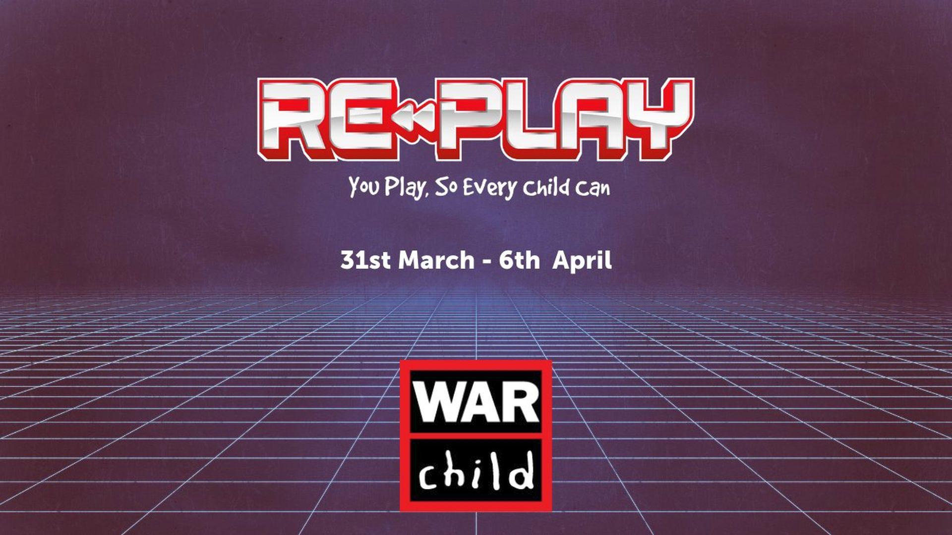 War Child UK launches a Steam sale, retro game tournaments, and speedrunning marathon fundraiser