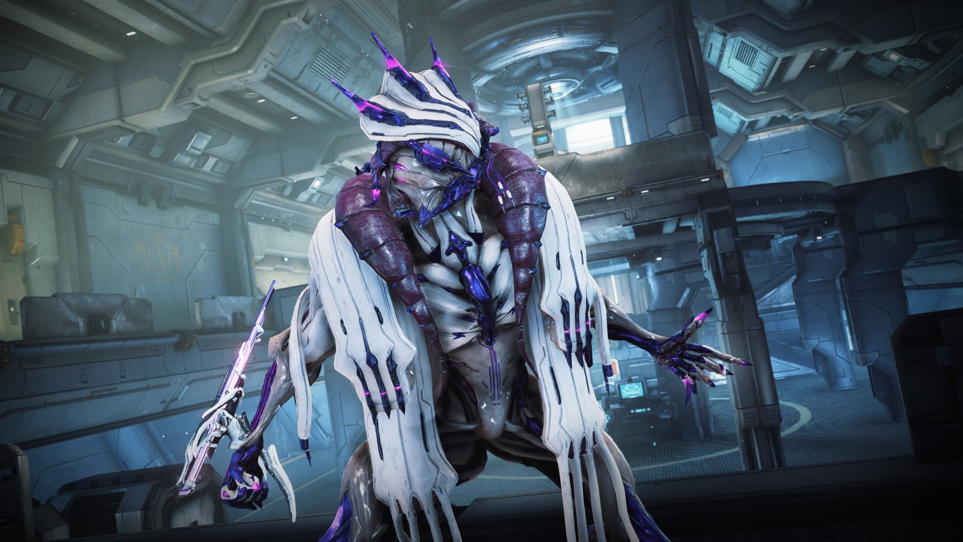Warframe's Call of the Tempestarii update arrives with a kickass space shanty