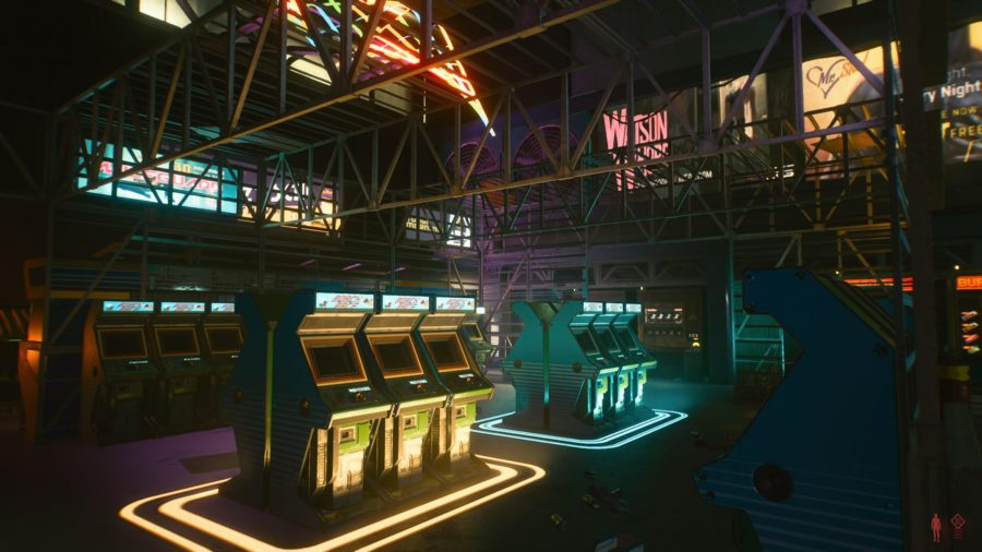 Environmental storytelling in Cyberpunk 2077