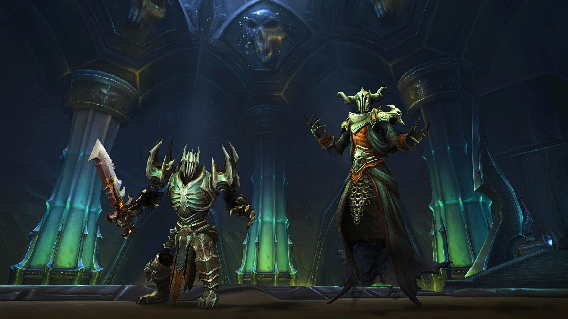 World of Warcraft player brings down Torghast boss while solo and naked