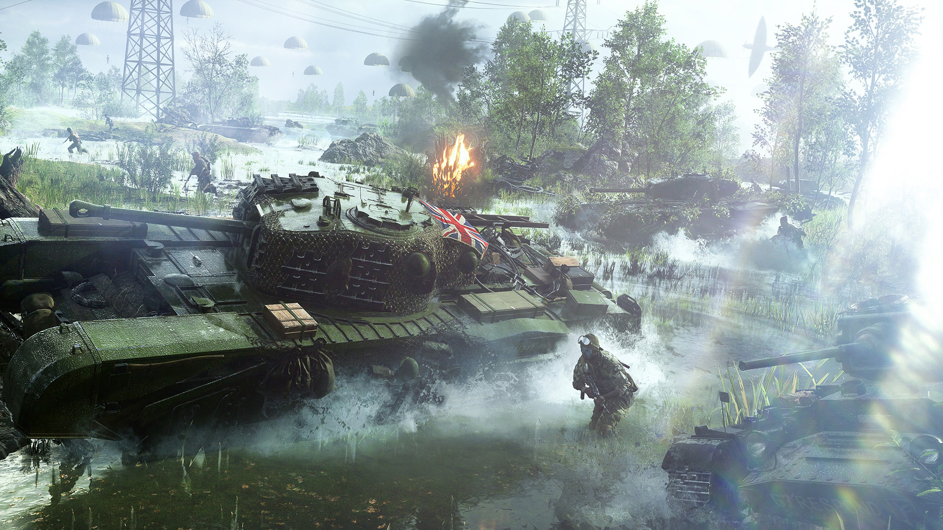 Possible Battlefield 6 images leak, reveal may be imminent