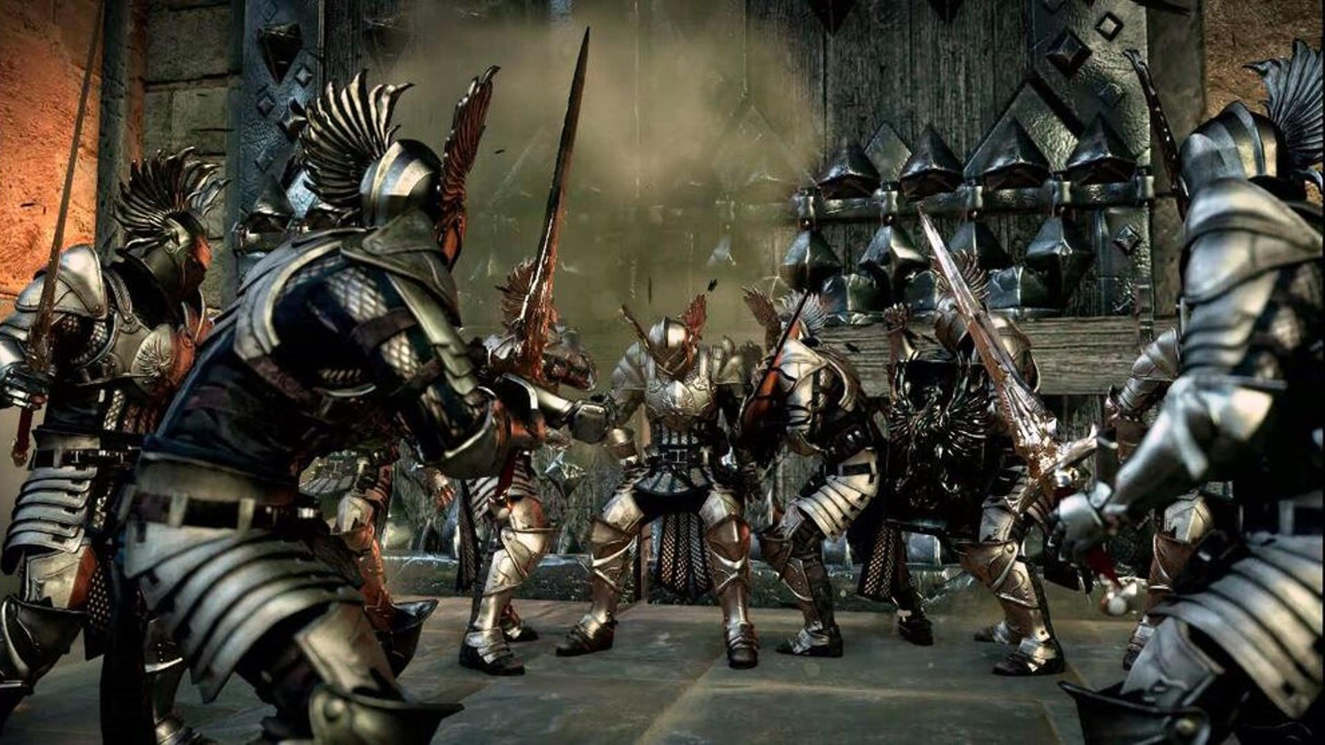 New Dragon Age 4 concept art hints at Grey Wardens return