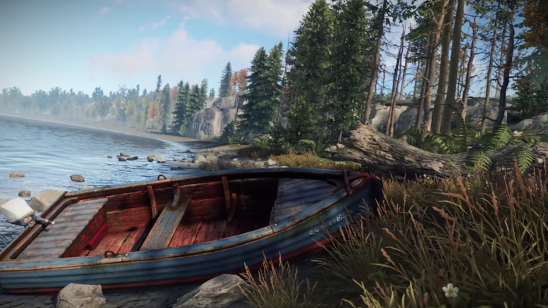 Rust may be getting more underwater environments, voice DLC