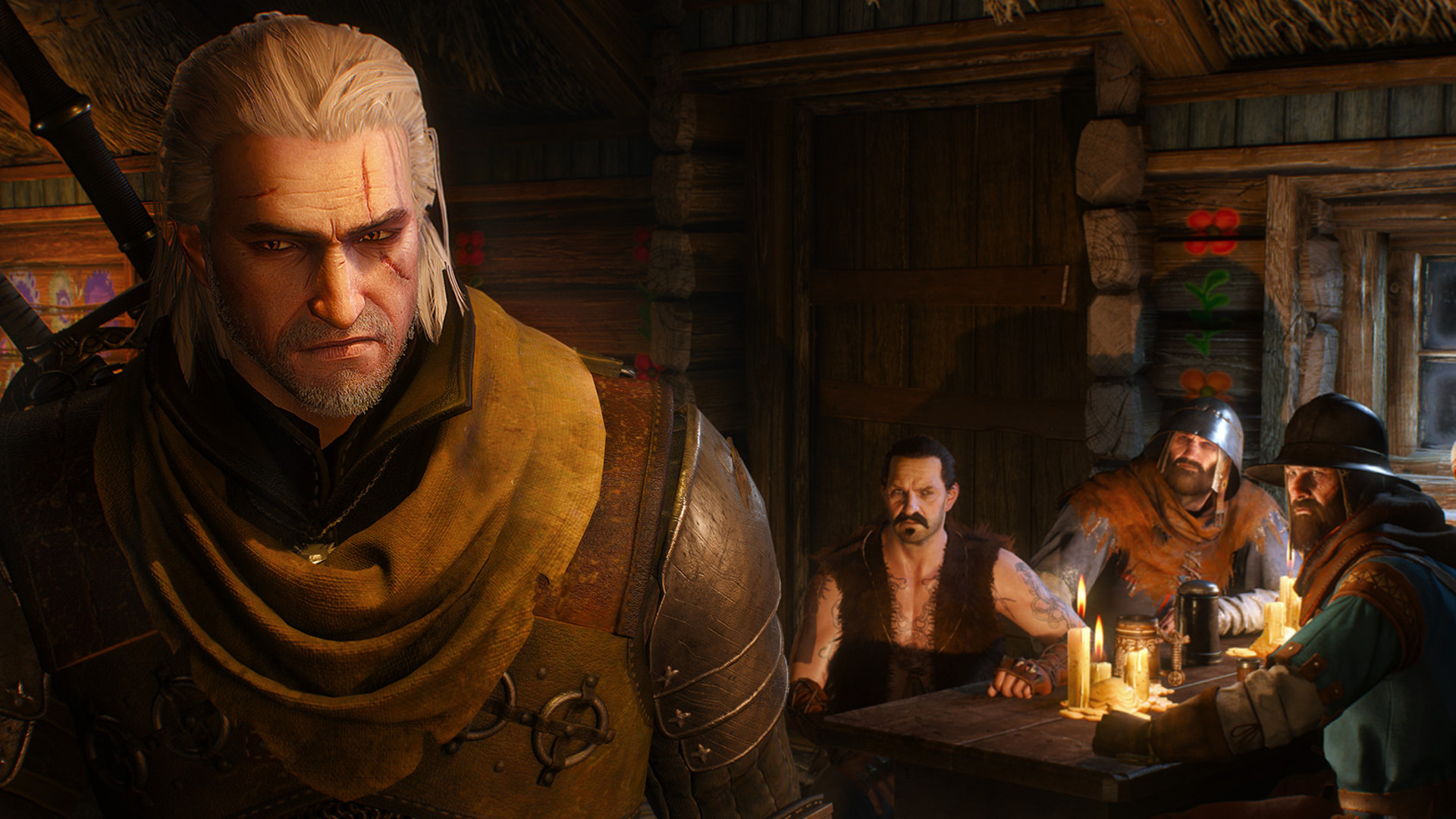The Witcher 3 next-gen update might include popular mods