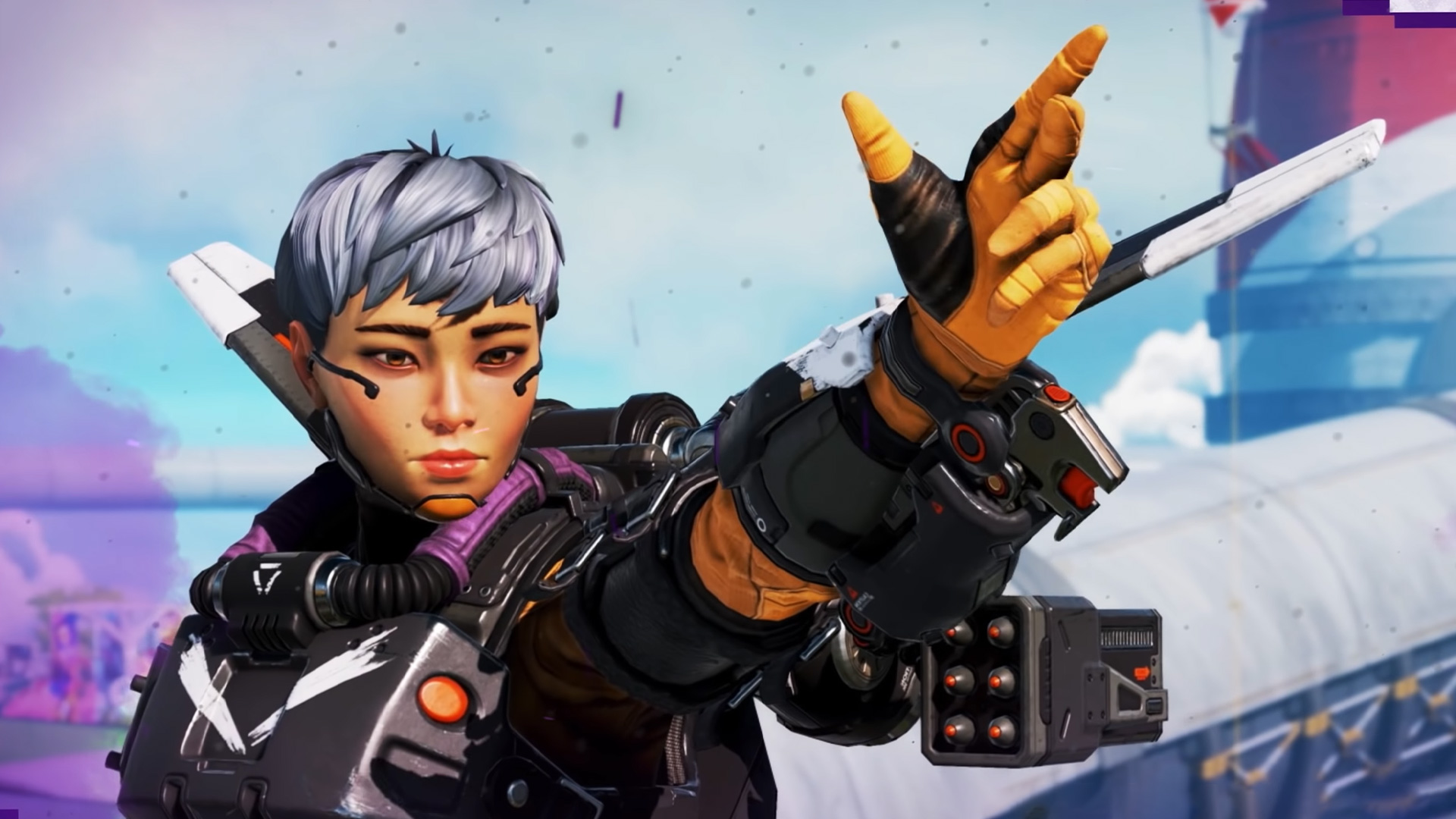 Apex Legends Valkyrie character guide