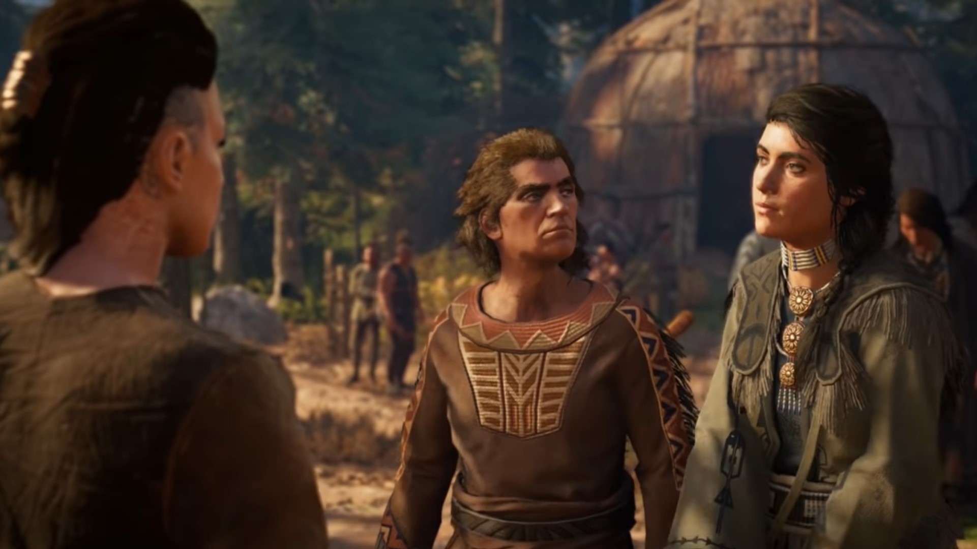 Assassin's Creed Valhalla fans worked with a Mohawk cultural centre to translate Vinland dialogue