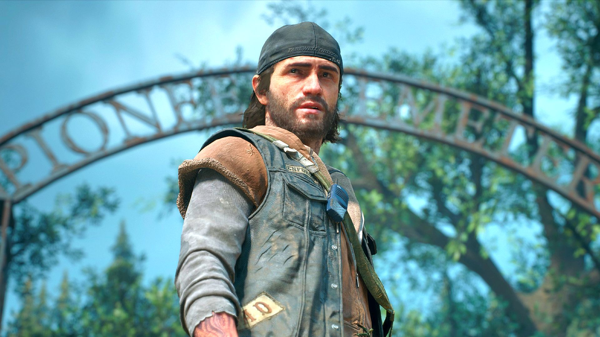 Days Gone PC review – tasty rider