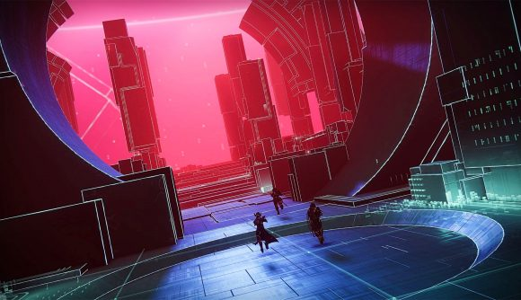 Three Guardians take on Destiny 2's new seasonal activity in Season of the Splicer