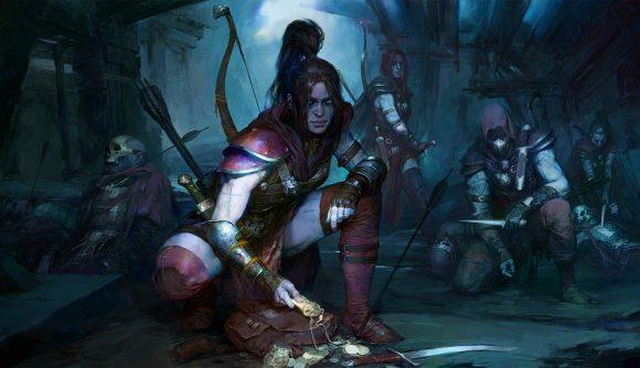 Diablo 4's upcoming Rogue class