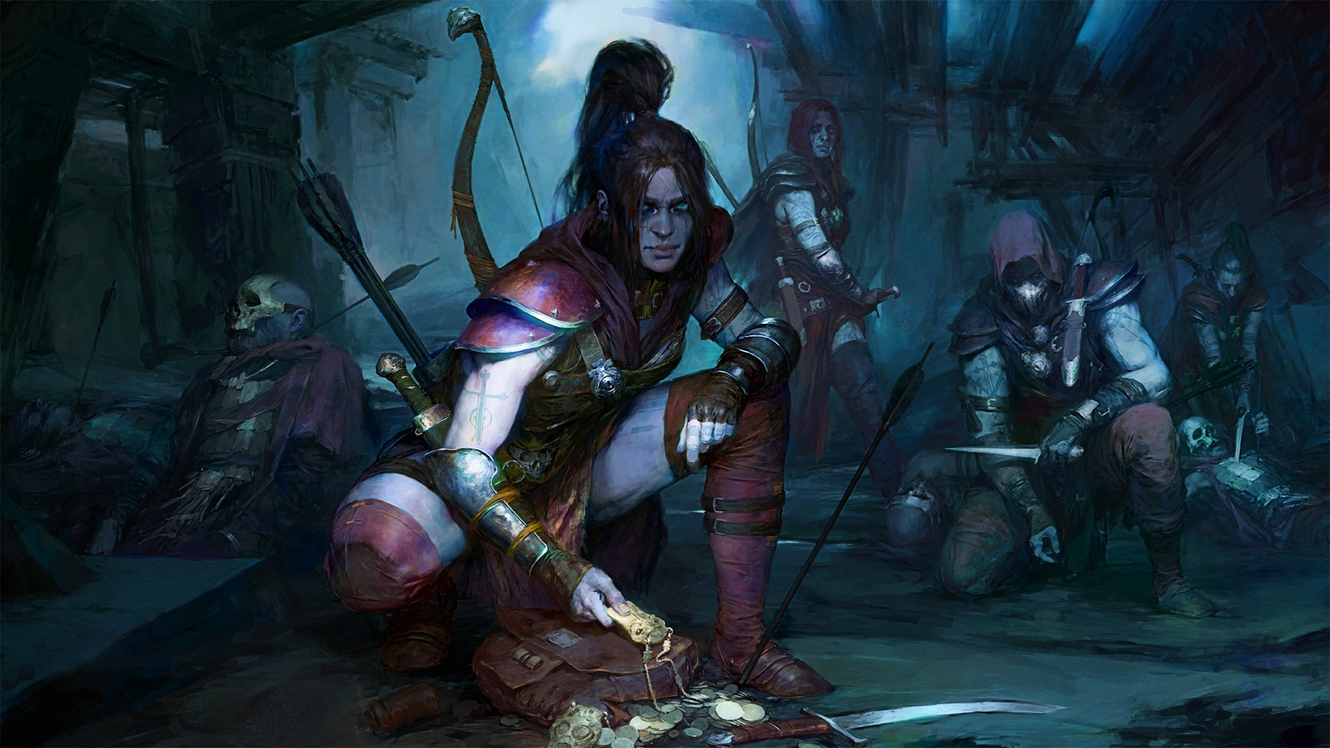 """Diablo 4 will """"advance the art of the action-RPG genre"""", says Activision Blizzard"""