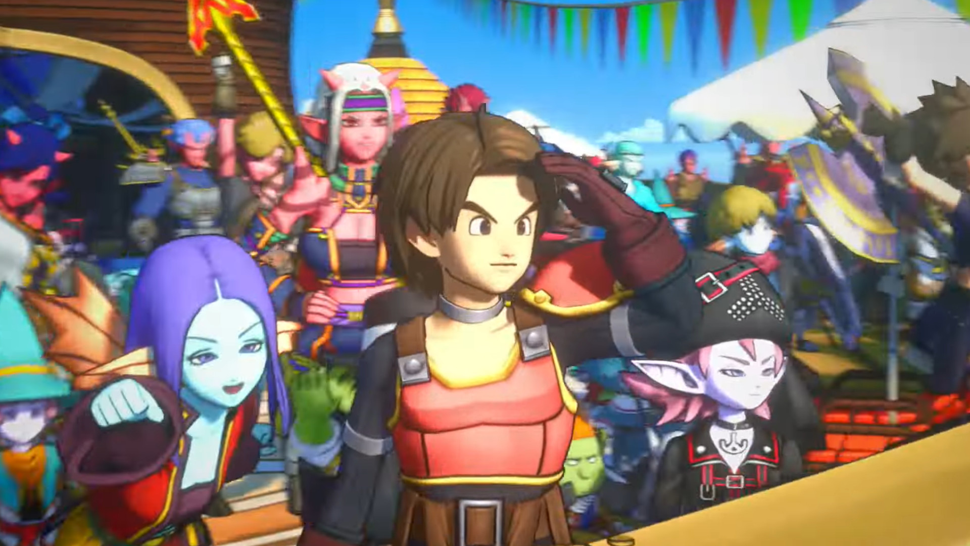 """There are still """"no plans for a worldwide release"""" of Dragon Quest X"""