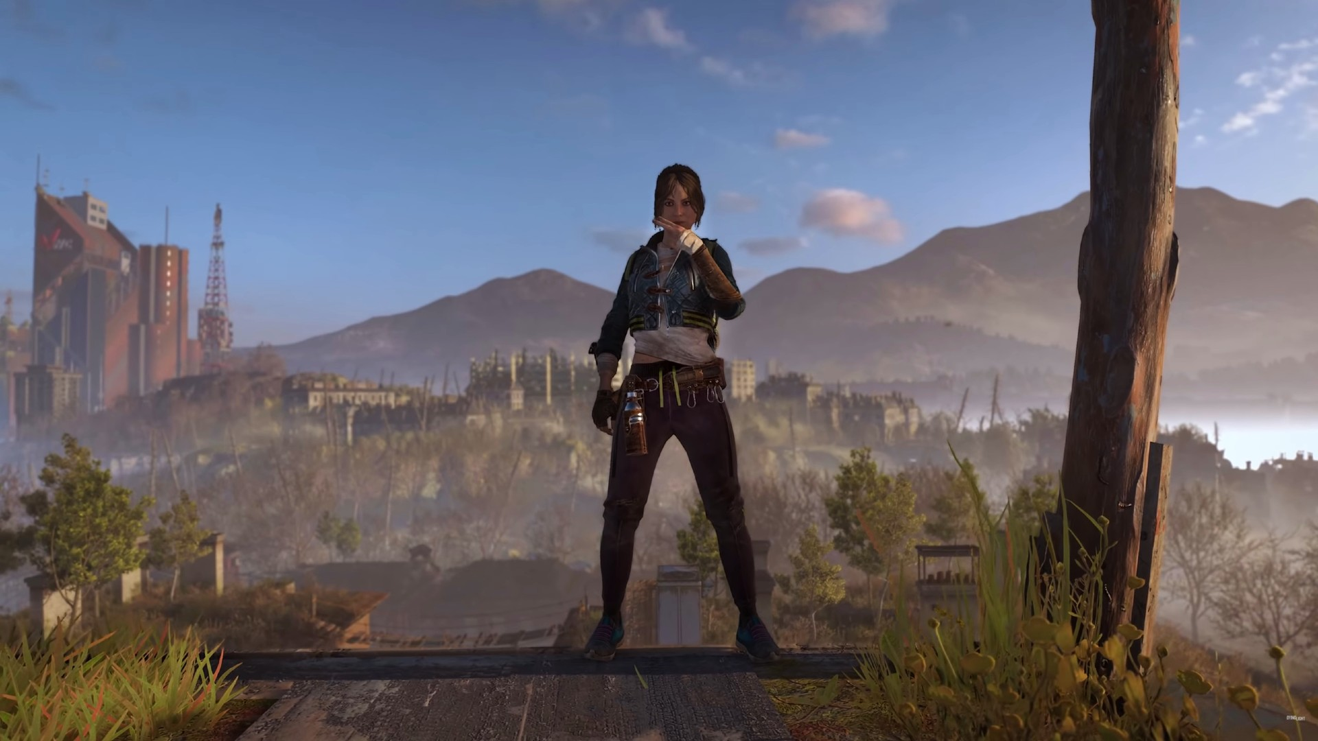 Dying Light 2: Stay Human's new trailer shows a dangerous, dense world