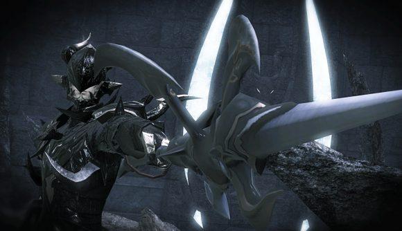 FF14's Dark Knight