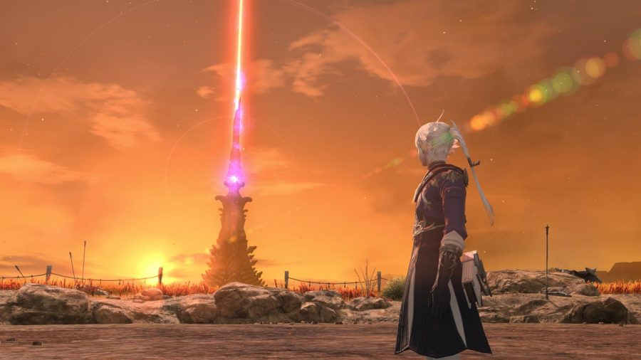 New towers across Eorzea in FFXIV
