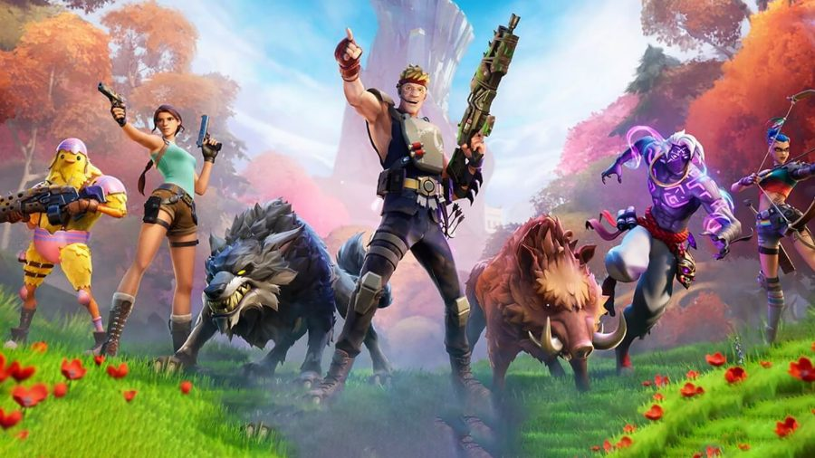 This is the splash image for Fortnite Chapter 2 Season 6. Season 7 hasn't been officially revealed.