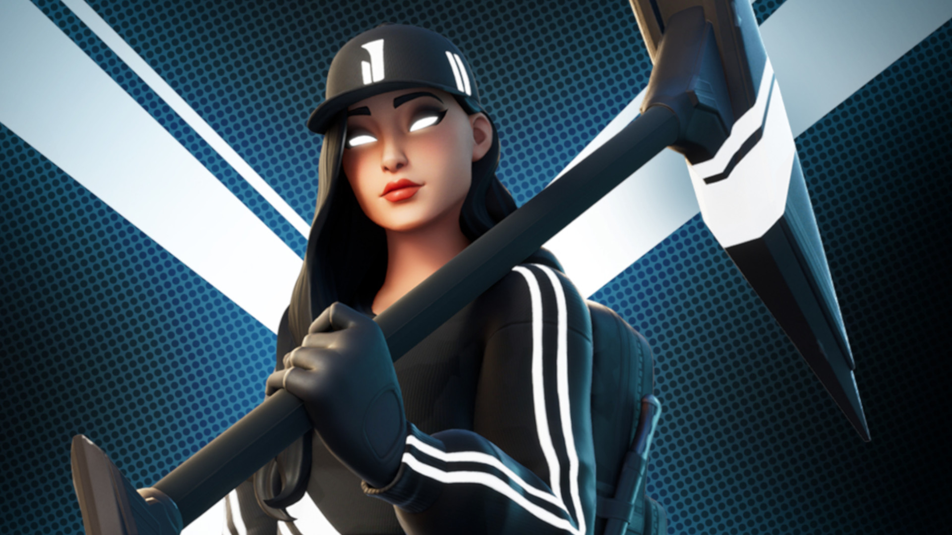 Fortnite's Ruby Shadows pack is free, and it's only on PC