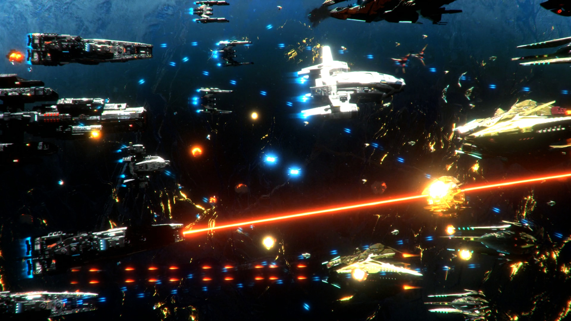 Galactic Civilizations 4 wants to mix Stellaris with Civilization in epic galaxies