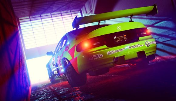 One of GTA Online's cars